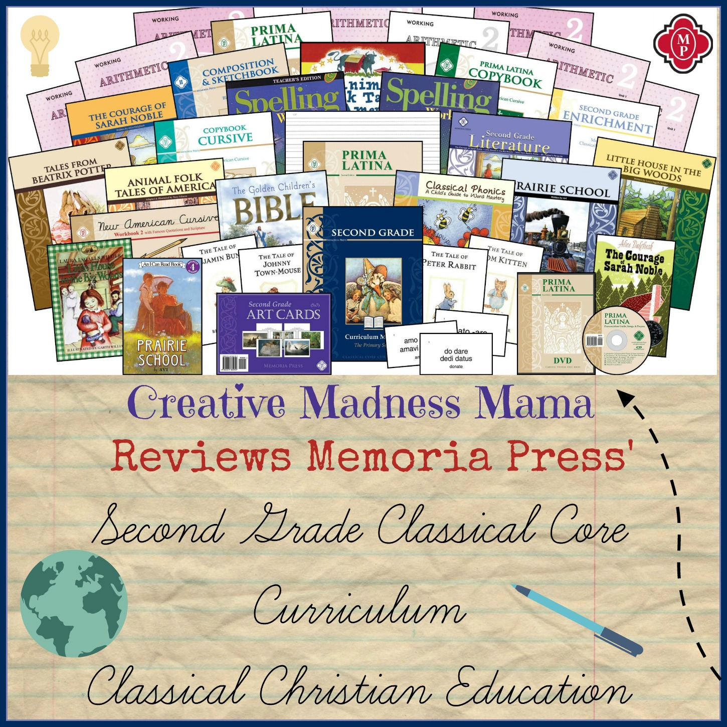 Memoria Press Second Grade Review